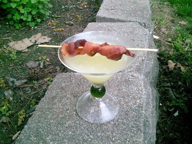 Baconwasabimartini